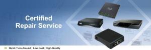 Cisco ATA Repair from Black Box Resale Services